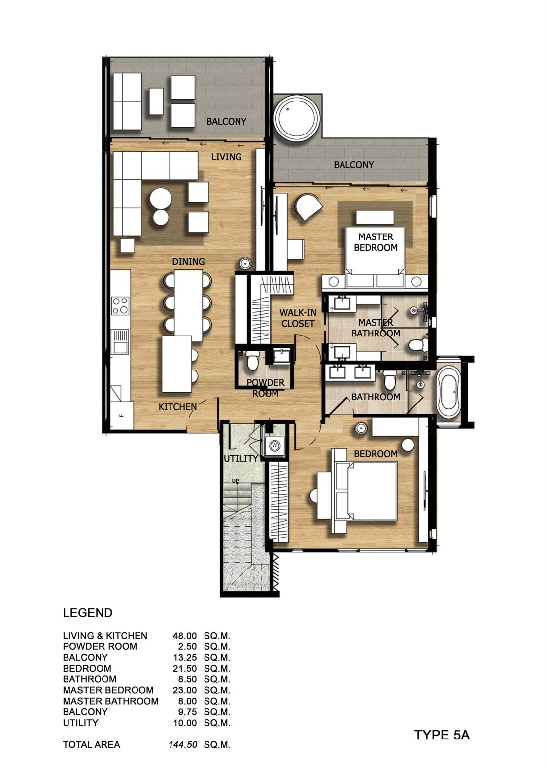 5A Penthouse