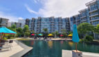 Loft apartments in the Cassia complex Laguna
